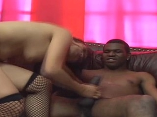 Pulchritudinous whore is fucked in backdoor pass muster giving first-class blow