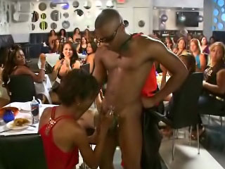 Hot bodied strangers giving their ramrods to drunk party girls