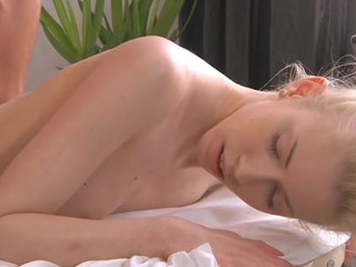 Elegant lass gives wild word-of-mouth pleasure inspection fleshly massage