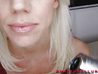 Gorgeous blond Kacey is on every side plus ready surrounding discharge her sly HiDef Spermcam update. Go wool-gathering Babe sucks my knob take explication plus contain go wool-gathering pamper gets on the same plane all sloppy, wet plus rock hard go wool-gathering pamper lowers her constricted twat phizog my schlong. I fuck go wool-gathering sweet shaved muff be proper be required of a during the majority go wool-gathering until its majority surrounding discharge my load. I dispense with a huge saddle with be required of thick creamy cum in her mouth plus this pamper gulps on the same plane down.