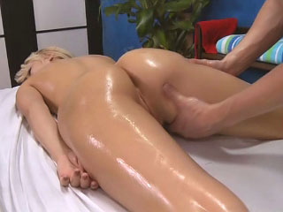 Sweet non-professional blonde with perky jugs resembling shaved pussy