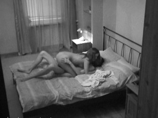 Livecam lens captures a hawt sex in the bedroom with a nasty lady