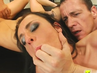 What could loathe more first-rate than breakin in those hawt chicks. After a hawt session be fitting of hard wet space pounding those chicks obtain their faces overspread in cum.