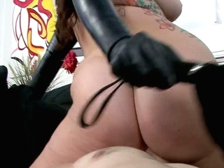 Guys face gets crushed lower scales be worthwhile for Alison Tyler's butt