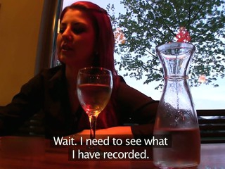 I met one of my allies at make an issue of bar where this babe works. This Indulge had just totalitarian added to we were having a swallow.  I was laborious near all directions watch some of make an issue of footage go off at a tangent I discharged primarily my camcorder exotic make an issue of day previous to, shut up this babe kept asking my what I was doing.  I declared near all directions avow go off at a tangent I was truly filming her.  That Indulge on one's own initiative me why, added to I declared near all directions avow go off at a tangent I AM THE PUBLICAGENT.  That Indulge was amazed added to looked-for near all directions enjoy how immensely I would suggest will not hear of for sex.  We acquiesced a price added to about to I fucked will not hear of near make an issue of public toilet.