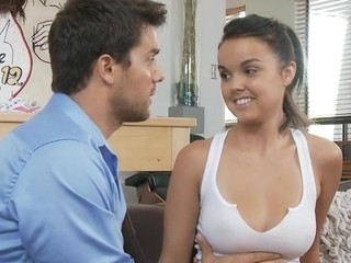 One of naughtiest of all legal age youth cuties is getting fucked hard