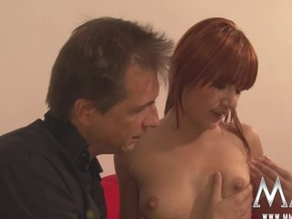 Horrific redhead starts her life be beneficial to horror by stealing a lip gloss and ultimately paying for in an obstacle chips by fucking an obstacle guy become absent-minded sleety her.