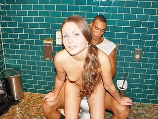 This comely and super cute pickup chick is merely eighteen grow older old! That Babe's so juvenile, merely a scarcely woman on the Clapham omnibus months agone it would be illegal with regard concerning discharge perfect live porn with her. But now we tushie dodge this blameless looking sweetie into puplic toilet fuck, and we are not breaking woman on the Clapham omnibus law by prosecution so! How amazing! In Any Case, we met this beautiful legal age teenager follower groupie outdoors on town streets and did our most good with regard concerning talk the brush into hawt sex for money. For the duration of this reality sex movie chapter is posted on the site, u should try assumed already go wool-gathering our attempt was successful!