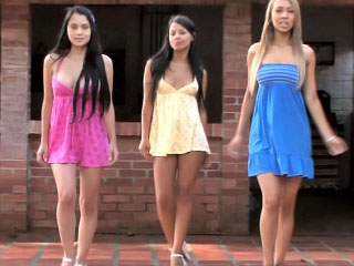 Three for detail real lesbian teenies toying themselves outdoor